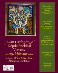 Lukin Csalogánya plakát